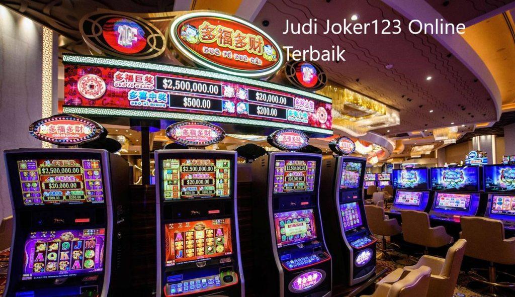 Judi Slot Mesin Joker123